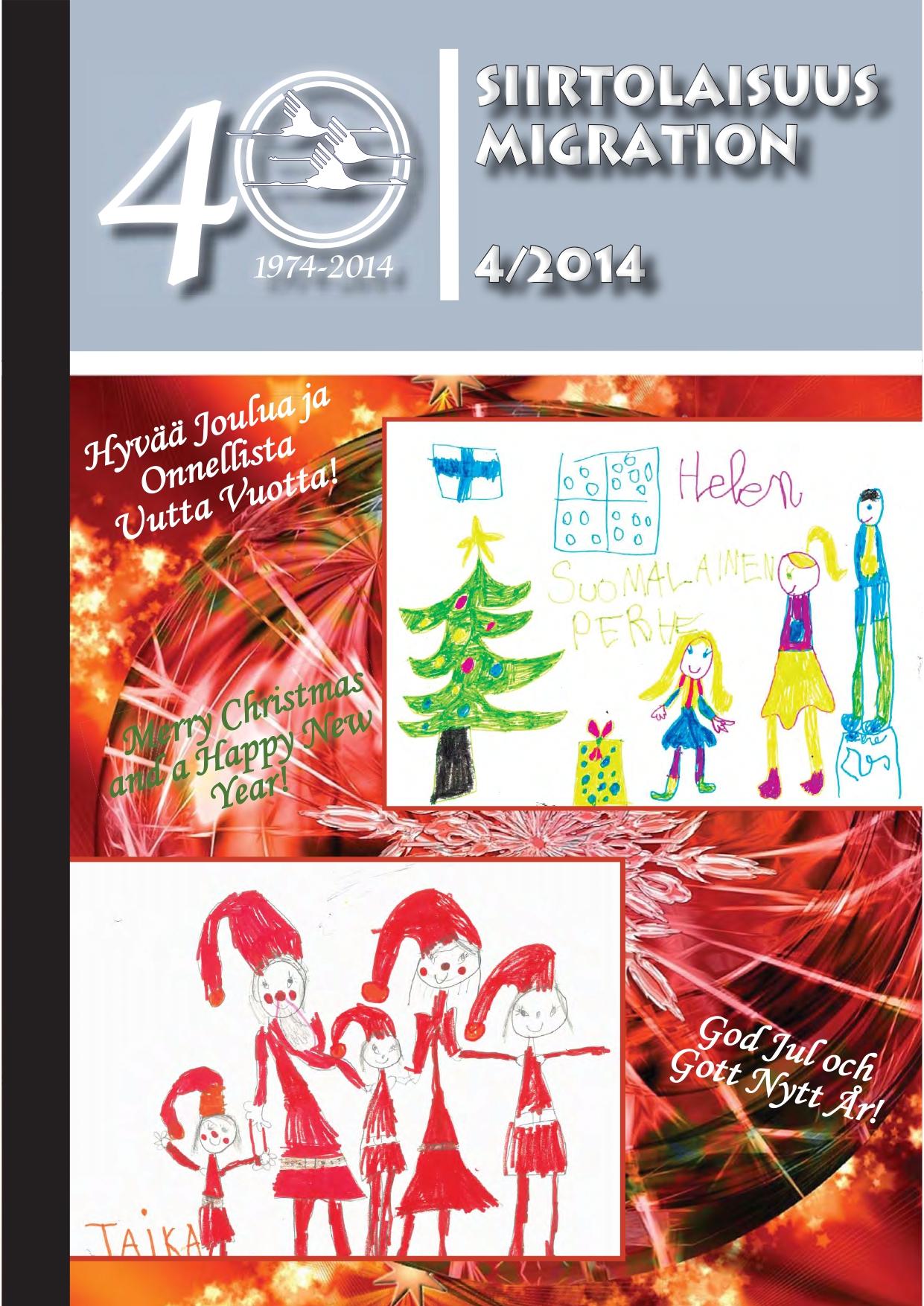 Näytä Vol 41 Nro 4 (2014)